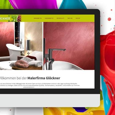 Malerfirma Uwe Glöckner
