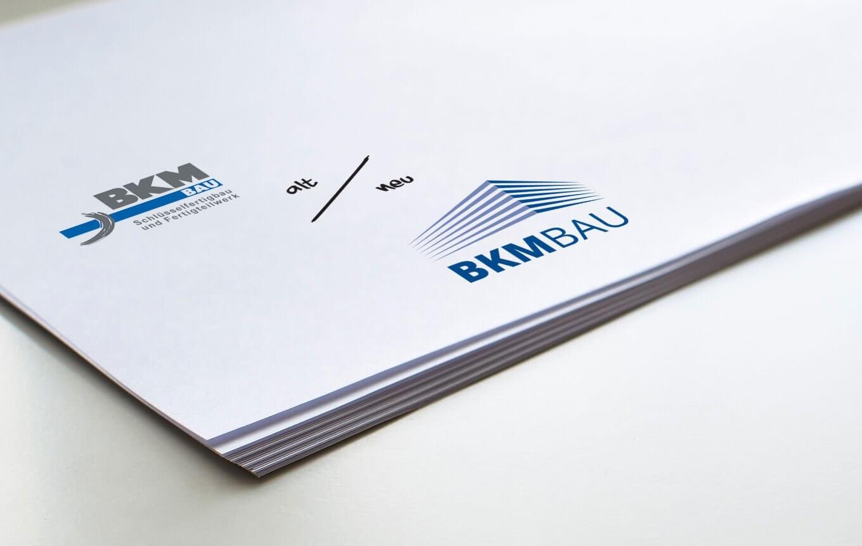 BKM Bau - Referenz Maho Werbeagentur Dresden