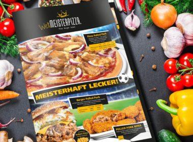 Flyer Meisterpizza WM 2018