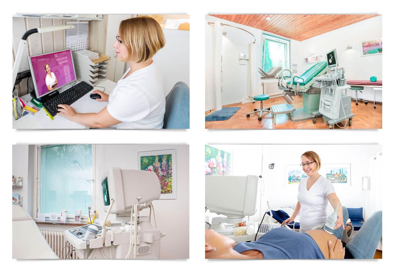 Frauenarztpraxis Dr. Steinert - Referenz maho.- Werbeagentur Dresden