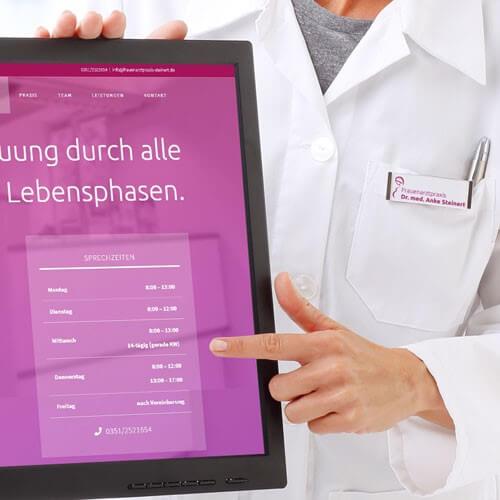 Frauenarztpraxis Dr. med. Anke Steinert